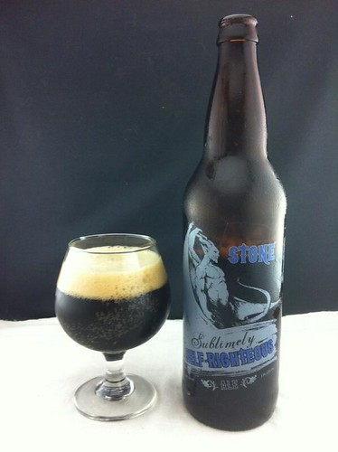 5930227572 f6efebb907 Stone Brewing Co.   Sublimely Self Righteous *