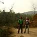 Comecando a caminhada em Besisahar