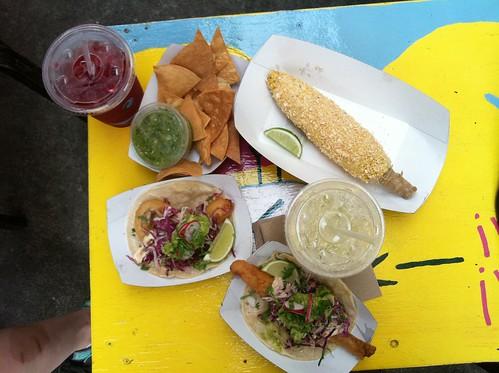 rockaway taco ride