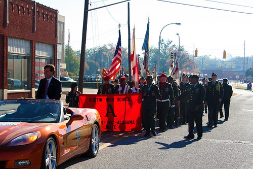 Veteran's Day Parade - 2010
