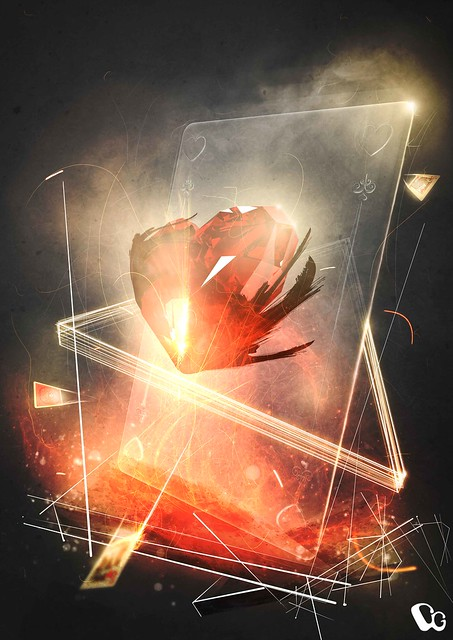 Digital art selected for the Daily Inspiration #881