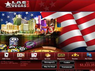 Las Vegas USA Casino Lobby