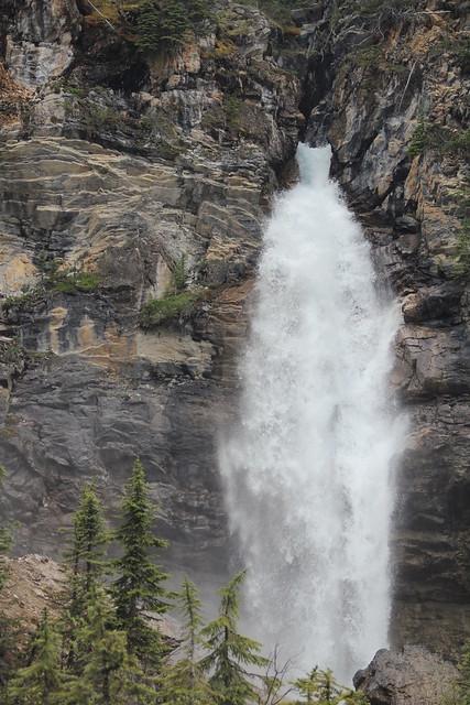 Falls At Yoho