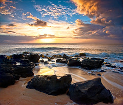 Polynesian Shores (mojo2u) Tags: ocean sunset beach hawaii maui polynesianshores nikond700 nikon28300mm