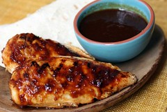 Chicken with Orange-Chipotle Glaze Recipe (Betty Crocker Recipes) Tags: summer orange chicken beer recipe sauce bowl grill glaze spicy orangejuice grilling brownsugar chipotle bettycrocker generalmills grilledchicken adobosauce chickenmarinade chickenwithorangechipotleglazerecipe
