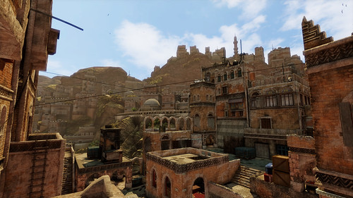 UNCHARTED 3: yemen vista