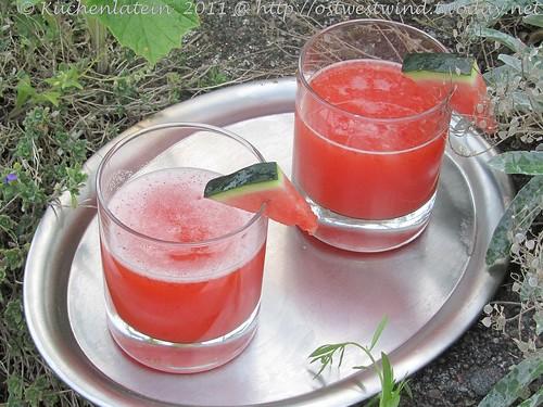 Watermelon Temptation