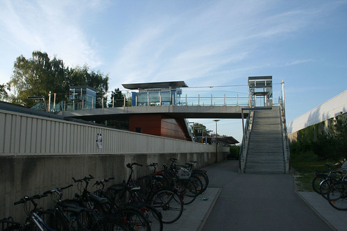 U-Bahn Haltestelle Freimann