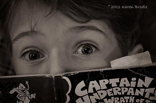 Captain Underpants DSC_4512 by Karen Brodie