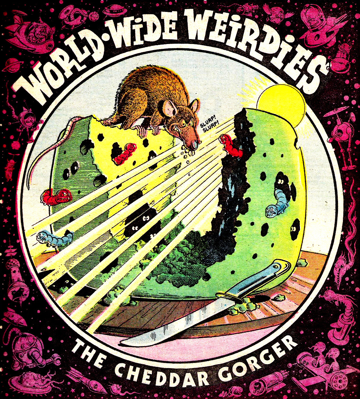 Ken Reid - World Wide Weirdies 78