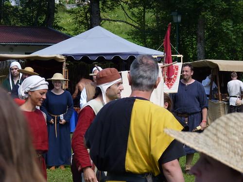 "Mittelalterfest Lermoos ""Gaudium via Salina"""