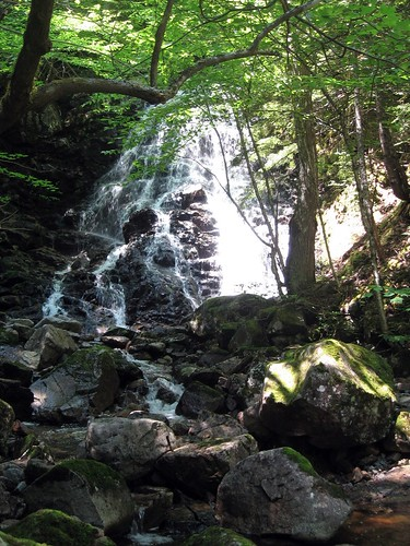 Kelly Malone's Photo of Indian Brookside Falls near Cabot Shores