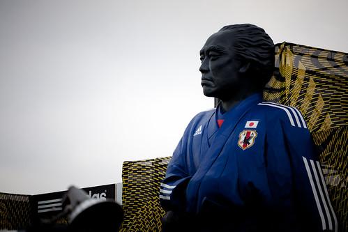 20110718_01_日本代表 坂本龍馬