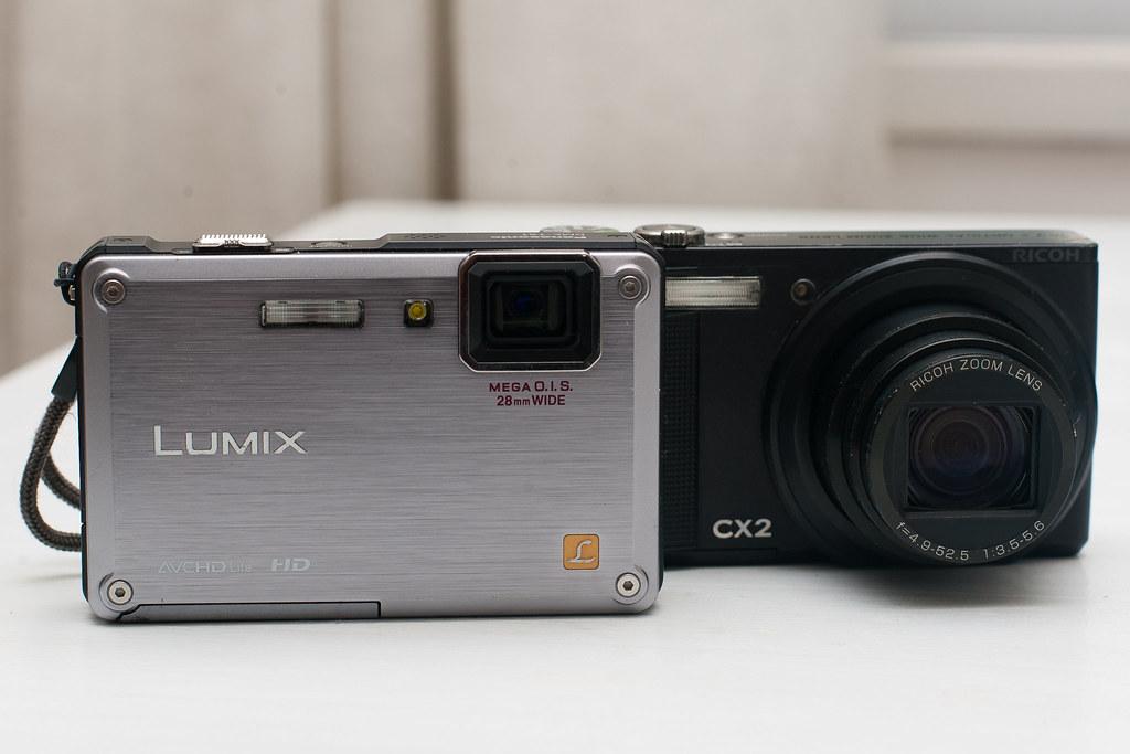 Camera compacta