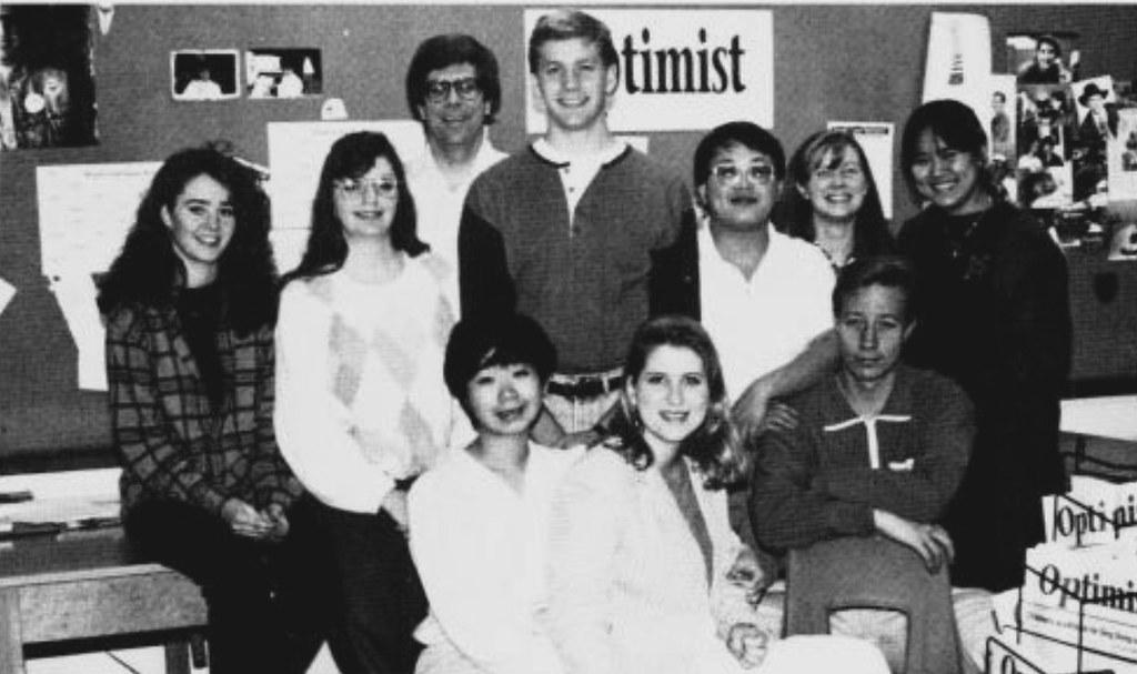 1993 Optimist Staff