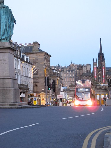 Edinburgh, New Town