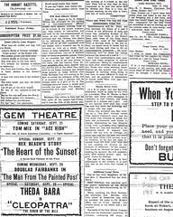 R.C. letter 9-20-1918