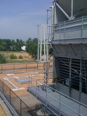 Data Center Cooling Tower at VISI