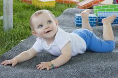 Alannah Portrait #3 (Craig Dyni) Tags: baby girl madelyn alannah dyni