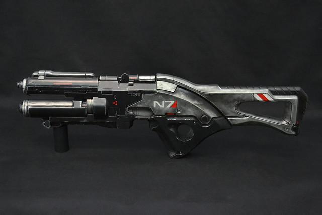 Gun d'assaut