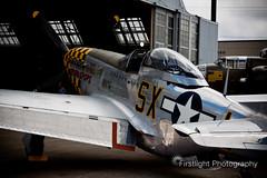 P-51 Mustang Upupa Epops-0007 (Kier42) Tags: vintage aircraft wwii airplanes wa warbirds everett p51 firstlight b25 everettwa flyingheritagecollection kiersmith