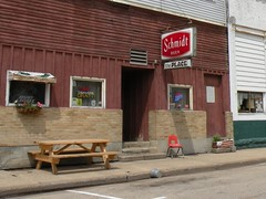 This Must Be The Place for Schmidt Beer - by Chicago Man