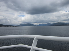 Ferry to the Isle of Bute