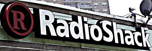 Radio Shack (long story)