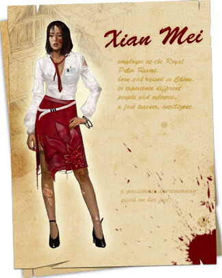 Dead Island Xian Mei