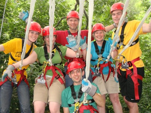 Hocking Hills Canopy Tours
