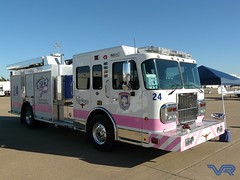 Fort Worth Alliance Air Show 2010 (Neuwieser) Tags: world show pink rescue truck fire airport texas breast display fort tx aircraft air cancer engine rosa airshow vehicles vehicle service lf worth firefighting flughafen fighting awareness month feuerwehr department firefighters pompier spartan airfield brigade gladiator alliance pompiers feuerwehrauto bombero aéroport pompieri rosenbauer flugschau löschfahrzeug afw aeroports arff bcam sapeur kafw daeroports пожа́рная кома́нда
