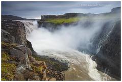 Spray Falls (Dylan Toh) Tags: park cloud mist river landscape photography waterfall iceland spray national dettifoss parl everlook fjollum jokulsargljufur jokulsar