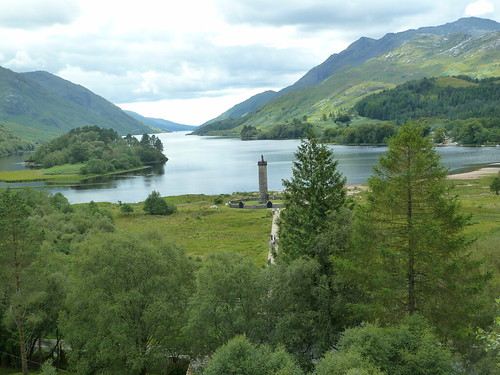 Glenfinnan and Monument