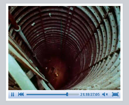 More tunnelling at Cavendish Square 1963