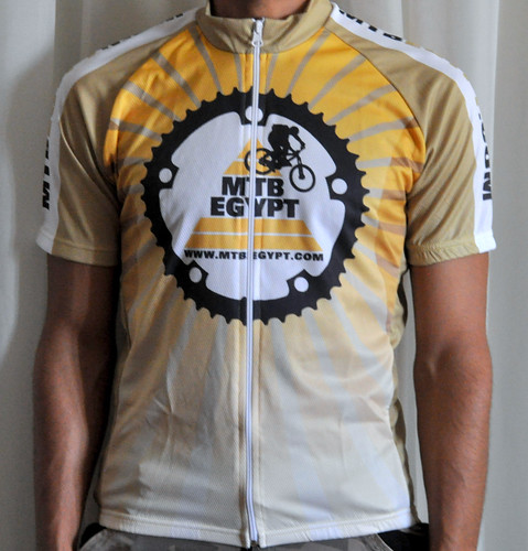 MTB Egypt short sleeve jersey