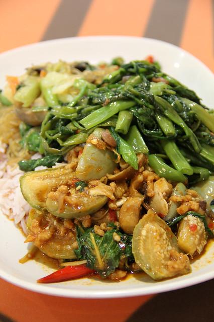 MBK Vegetarian Food