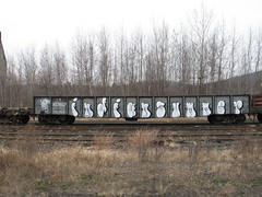 Indian Summer (Joe Kane) Tags: nyc summer train graffiti tv indian mayhem freight deth kult dklt
