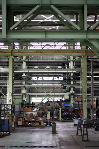 JR Tokai Hamamatsu Factory