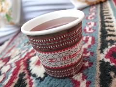 Tea Party at Kebun Kurma (anoey_here) Tags: journey baitullah