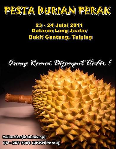 Pesta Durian Perak 2011