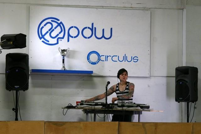 DJ Amanda Sundvor