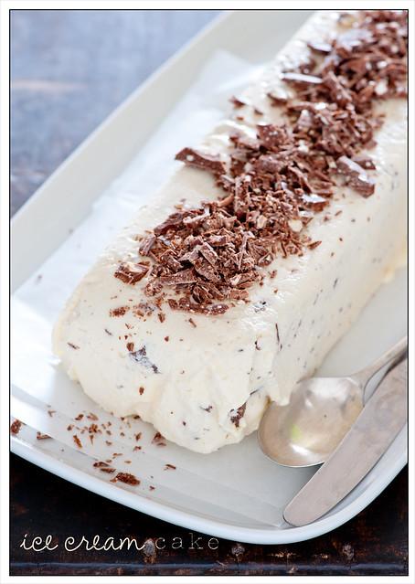 Freddos Ice Cream Cake