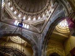Al-Nour Mosque Ceiling (Mohamed Abdel Samad) Tags: light islam egypt mosque cairo dome hdr  luminance         alnour      doublyniceshot tripleniceshot mygearandme mygearandmepremium mygearandmeplatinum mygearandmediamond dblringexcellence flickrstruereflection1 flickrstruereflection2 flickrstruereflection3 flickrstruereflection4 flickrstruereflection5 artistoftheyearlevel6