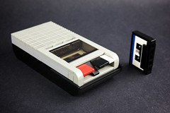 Portable Cassette Recorder (MacLane) Tags: