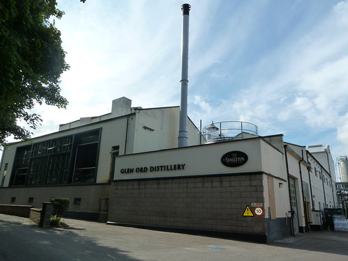 Glen Ord Distillery, Beauly