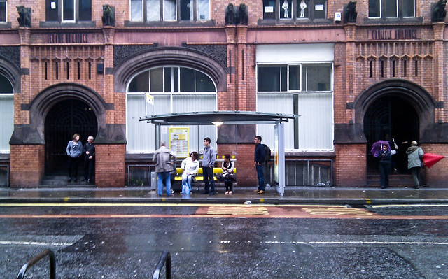 Day 198. Wet day in Liverpool