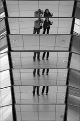 a lot of us (loop_oh) Tags: city west reflection berlin alex wall architecture germany deutschland mirror reflex construction spiegel capital hauptstadt parliament east reichstag stadt dome kudamm alexanderplatz architektur ddr mirrored parlament spree bundestag reflexion bund metropolitan thewall ost mauer reflektion metropole havel kurfürstendamm berlinale kuppel deutscherbundestag konstruktion reichstagsgebäude reichstagskuppel reichstagsgebaeude bundesversammlung