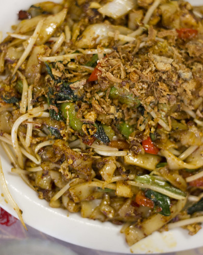 Quay Teow Close Up