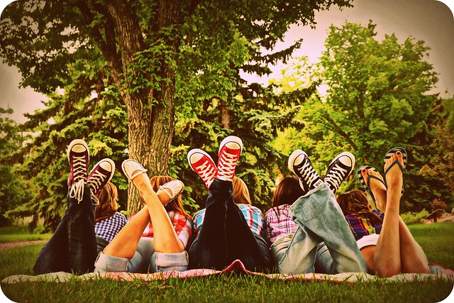 Cool Photography Ideas With Friends