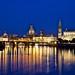 Dresden from Marienbrücke